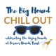 Chill Out weekend poster