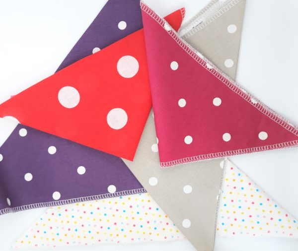 Bandanas spots and dots