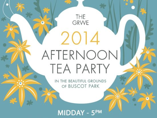 Afternoon Tea Party 2014