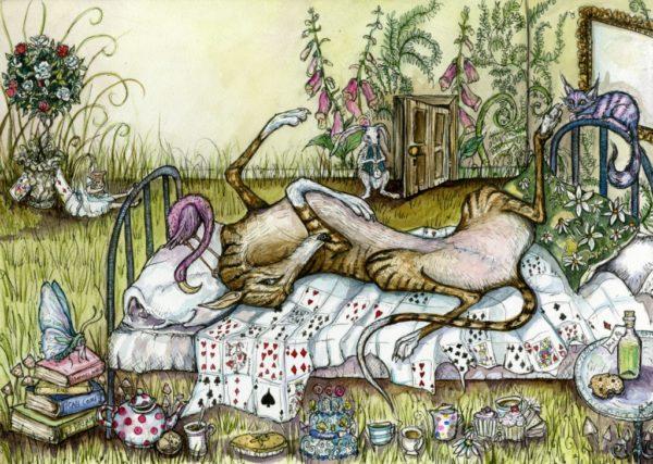Elle Wilson print - Dreams can come true