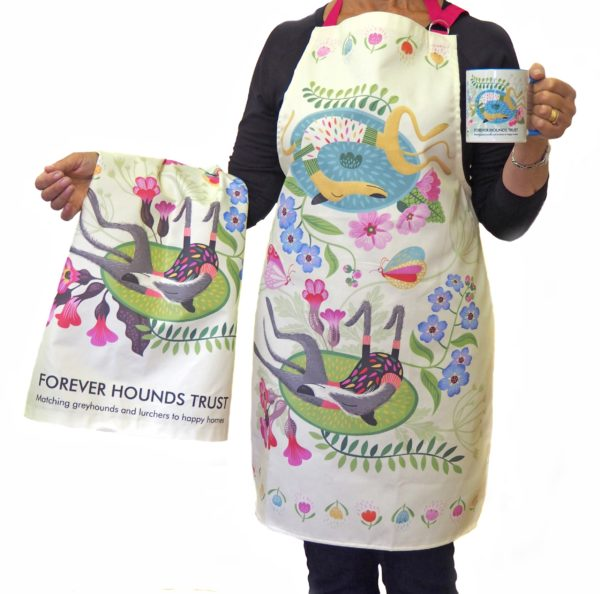 Rollings hounds apron