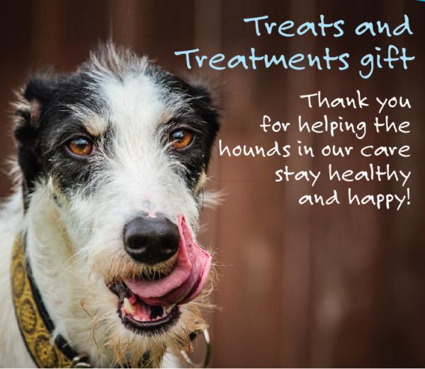Treats treatments gift donation