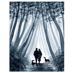 Our favourite walk print