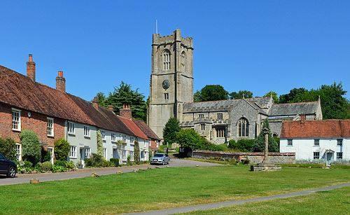 Village of Aldbourne, Wiltshire