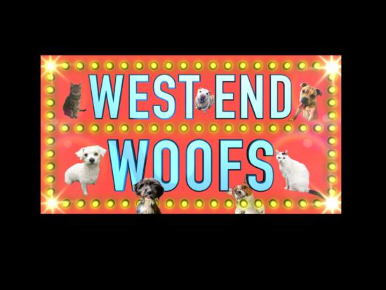 West End Woofs logo