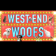 West End Woofs logo