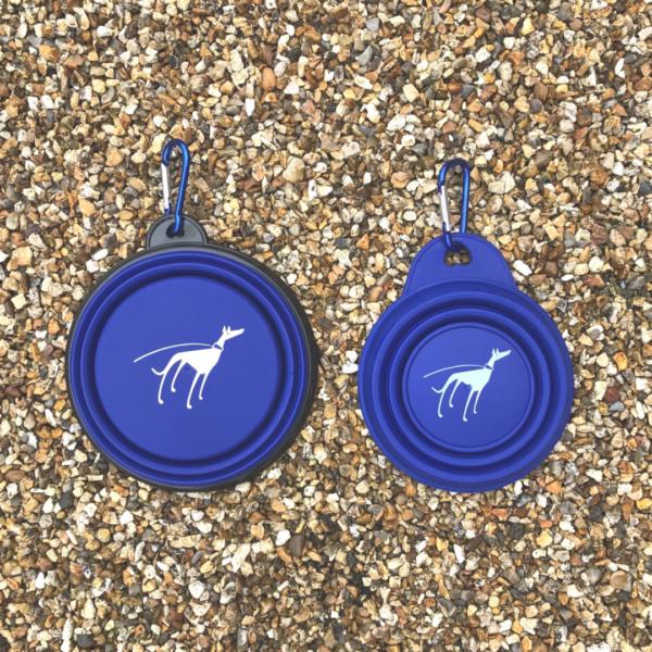 Dog travel bowls