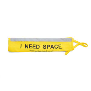 I NEED SPACE lead cover