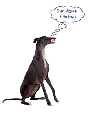 Hound thinking